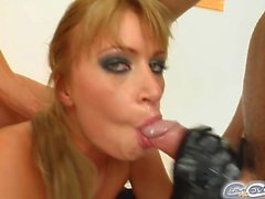 Cum For Cover Teen girls face is rained on with tons of