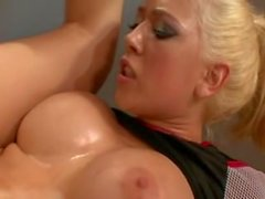 Sexy Blonde Loves To Get Fucked HARD