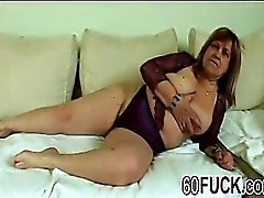 Bbw Блондин Granny ебля по сосание Молодые Донг в