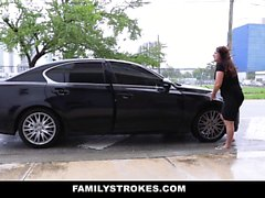 FamilyStrokes - Girl Gets Fucked by Uncle