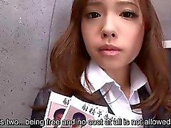 Tekstitykset - japanilaiset beauty Aikolle Hirose in olemme