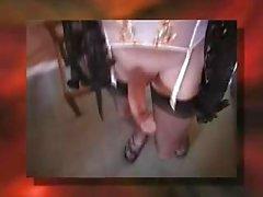 Kim Karanfil- Otel 4 - seksi FF çorap içinde cum
