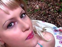 Naughty- dos hotties - esperma feericamente anseio nos bosques