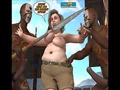 Comico immagini 3D : Neue Rasse 5-7