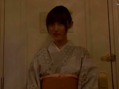 Satisfaction solo salope japonaise