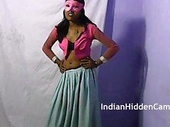 Indisk GF Tonåring XXX Porr Fucked Hemlighet Filmerad av Pojkvän