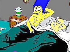 Bart Simpson ailesi sex