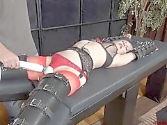 OrgasmAbuse Milf Valerie Racked