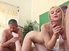 Lily Rader ama a su marido para pagar los pernos prisioneros a su mierda