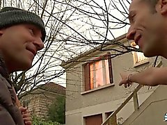 LaCochonne - Slutty French babe loves double penetration