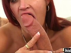 Lovely chick gets her cunt pounded