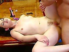 A Sarah Shevon Sexuales En de la tienda ENCULADA