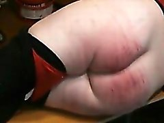 Cruel Caning grande culo esclavo Natalja