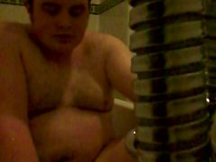 Exposed bath fun
