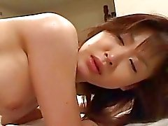Japonya Babe onu adam beraber seksi süre hoşlanıyor ve banged gets