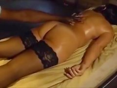 Wife massaged and fingered