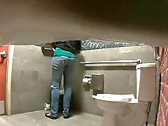 Black girl pees and farts
