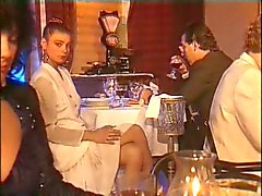 Zara Whites in een klassieke Italiaanse film