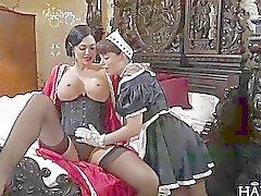 HARMONY VISIONin Madame sekä piika