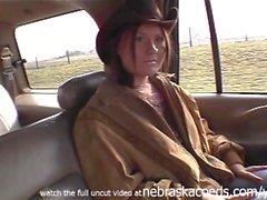 farmgirl naked ca Iowas gård