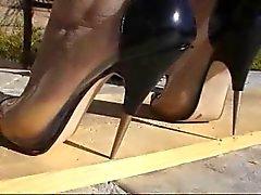 pearcing i tacchi