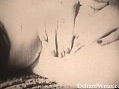Antique Porn 1940s - Blondie Gets Fucked