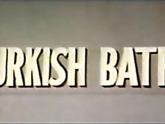 Gay Vintage 50's - Turkish Bath