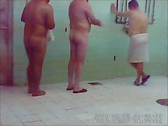 nackte Saunamänner 4