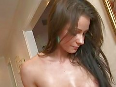 Gorgeous Carrie Du Four teasing every man to enter her sugary sweet snatch