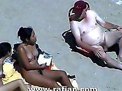 Rafian nudo vita della spiaggia # 04