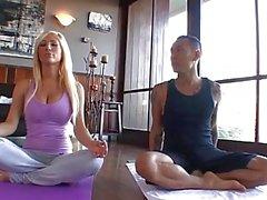 Tasha Reign Fucks her Yoga Teacher!