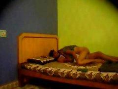 Gerçek bir amatör vid - Bu, Hindistan'da ev yapımı porno çekim nasıl