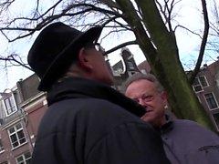 Talonneur hollandais réels remorqueurs