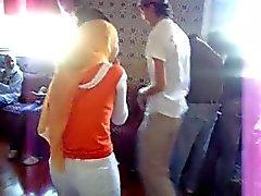 Arap Hijabi Whore 7 Dancing