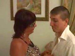 Italian Gay in Hotel Room with TGirl