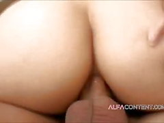 Cock eager Asian MILF is horny