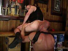 Ryan Notts Bareback and Breeds Chad Brock