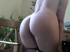 Hot couple making amateur anal porn