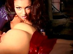 Sassy Aria Giovanni Spanks Ryan...