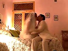 Hausgemachten Honeymoon Sex