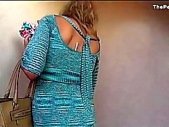 Polish de MILF big talentos naturais flashing