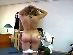 Doctor Spanking Melanie ocho xLx