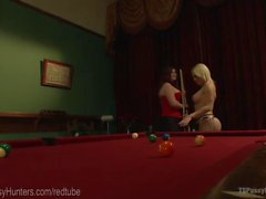 Not So Innocent Game of Strip Pool
