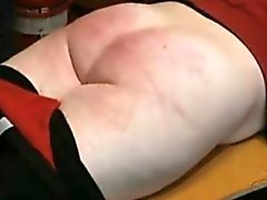 Grausame Caning große Ass Slave Natalja