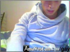 Прямая Парень Cums о Вебкамера - amawebcam