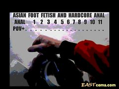 Viet Anal Foot Fetish hullu osa 4