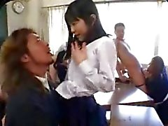 Japanse Sex School Uncensored