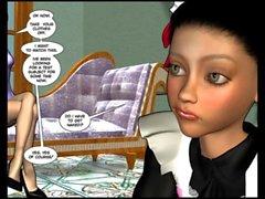En 3D Bandes : Fufu . épisodes de 1-4