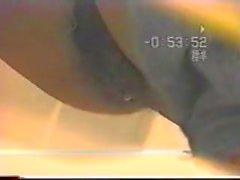Япония Туалет Peeping - Compil-4