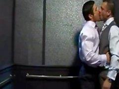 hot sex in der Aufzugs